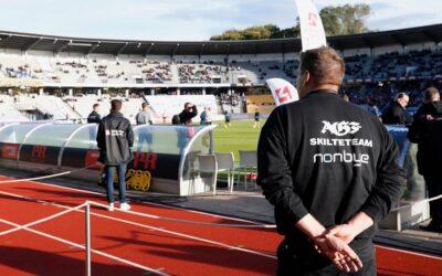 AGF og Nonbye forlænger samarbejdet