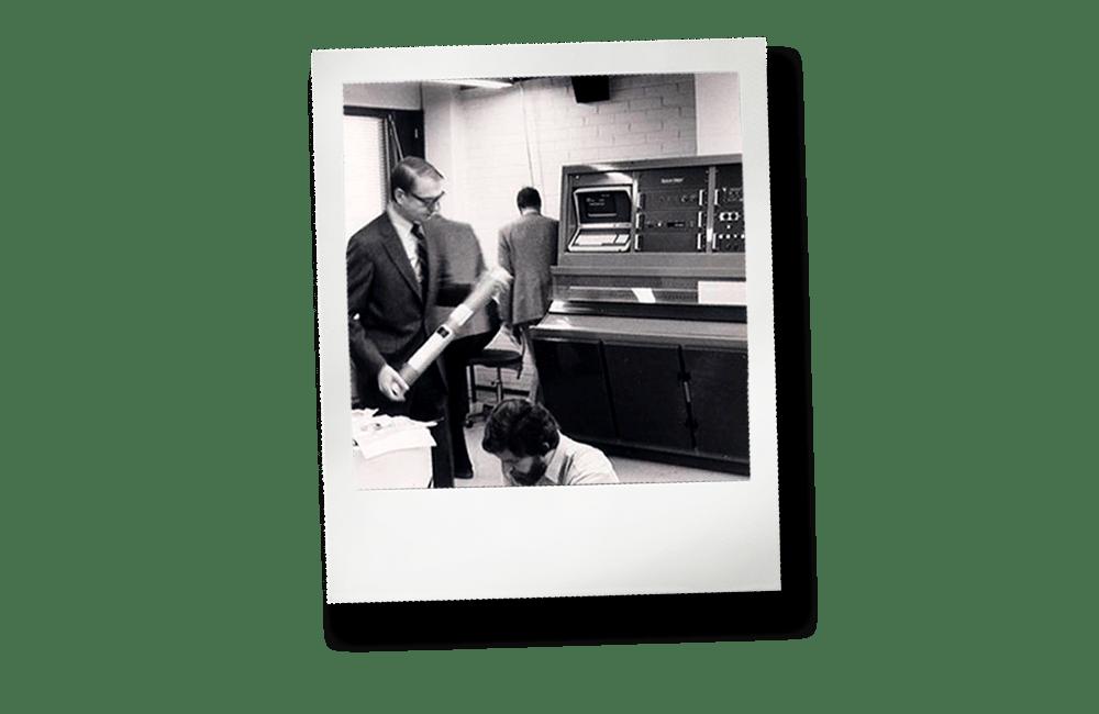 1979 Bogstavmaskine 1000