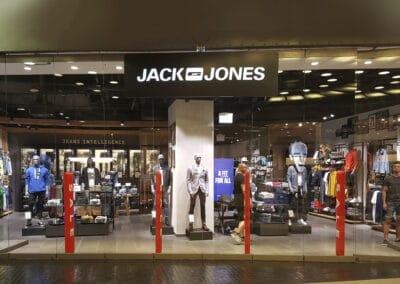 Jack & Jones Instore skilt - Nonbye A/S