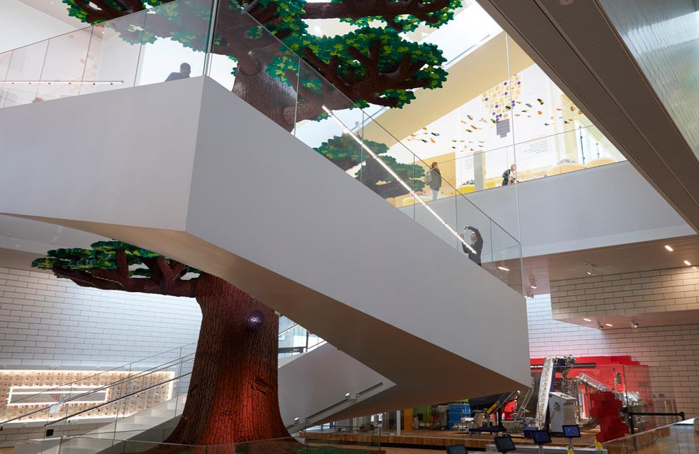 LegoHouse træ