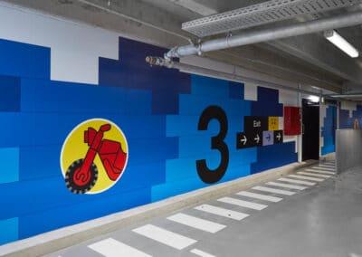 LegoHouse - parkering