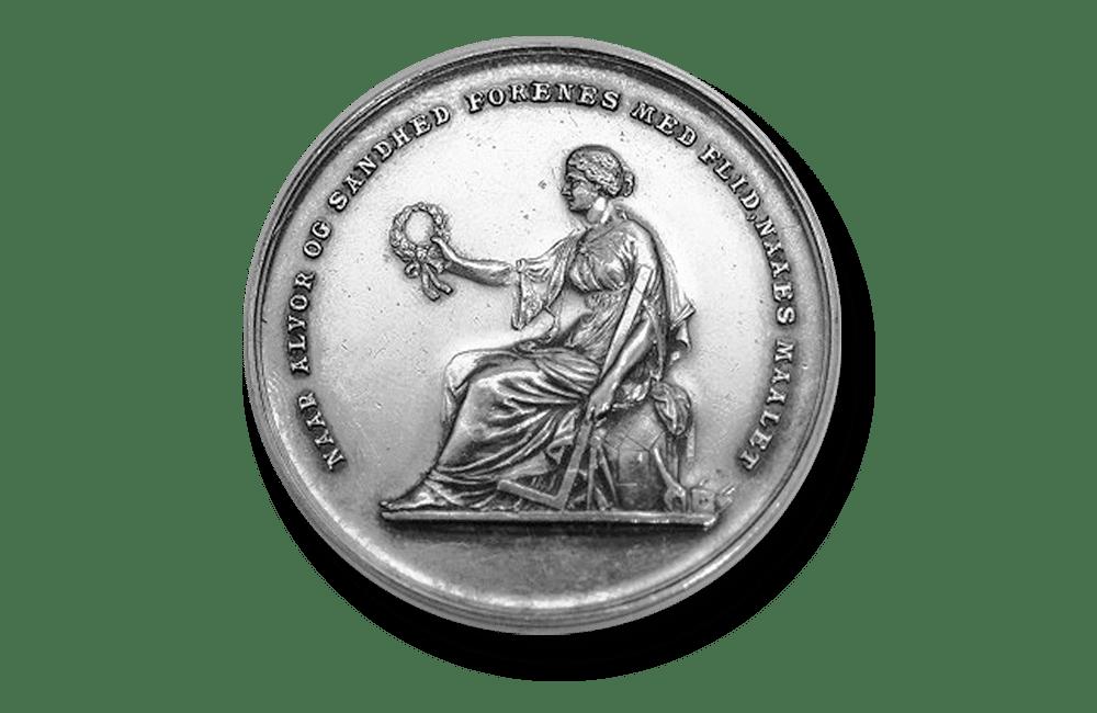 1958 medalje 1000