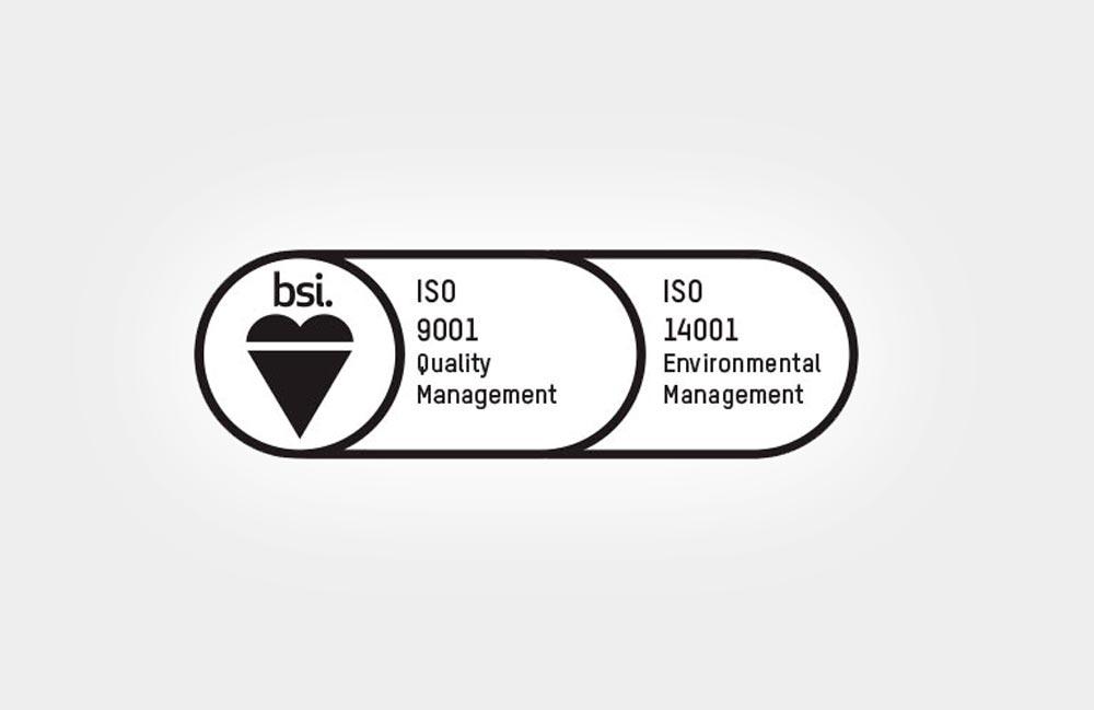 Iso9001 Iso14001 miljø 1000 2