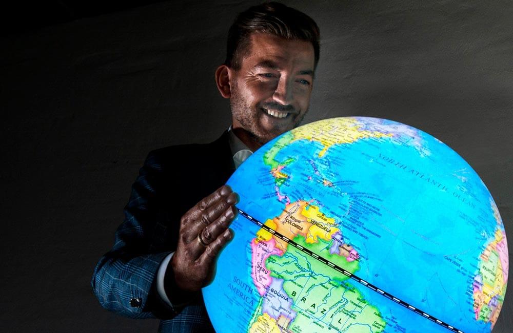 Jesper Bochers Global