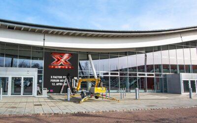 Nonbye følger med X-Factor til Horsens