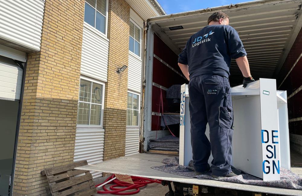 Nonbye Sjælland flytter i nye kontorer - Nonbye A/S