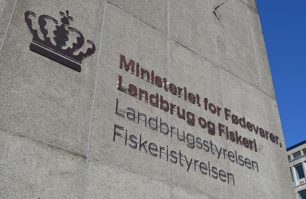 Special løsning til Ministerium