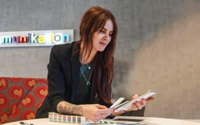 Mød Sara – en af vores svenske specialister