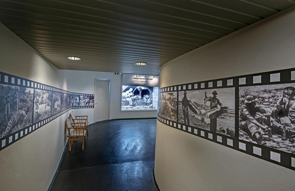 Naturhistorisk museum filmstriber 1000