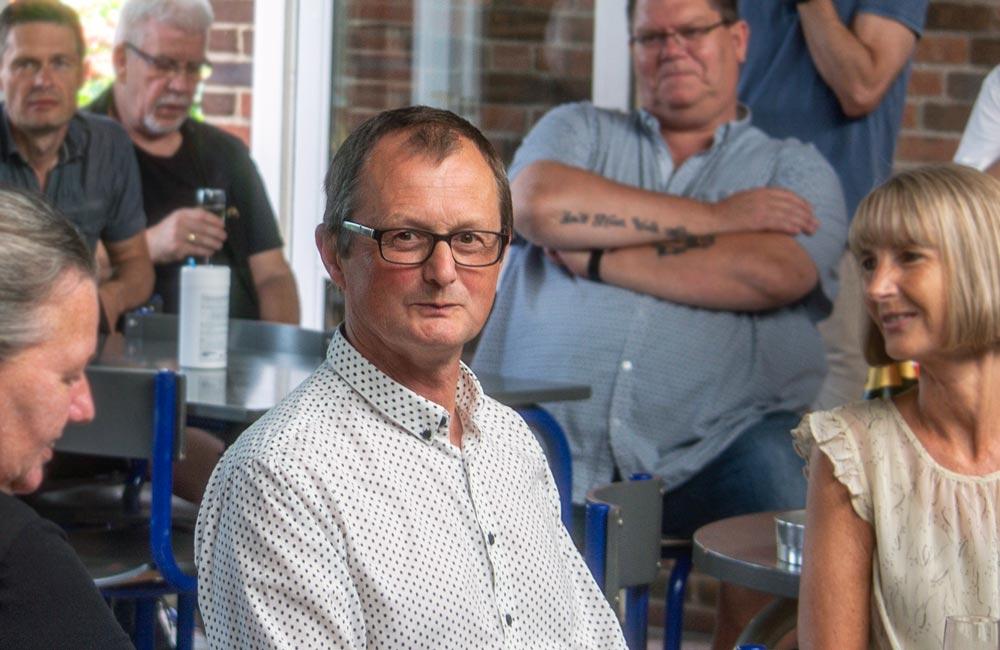 Jens Erik Posselt går på pension efter 40 år hos Nonbye - Nonbye A/S