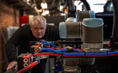 Per har blik for fremtidens produktionsmuligheder – og er én af vores mange nordiske specialister